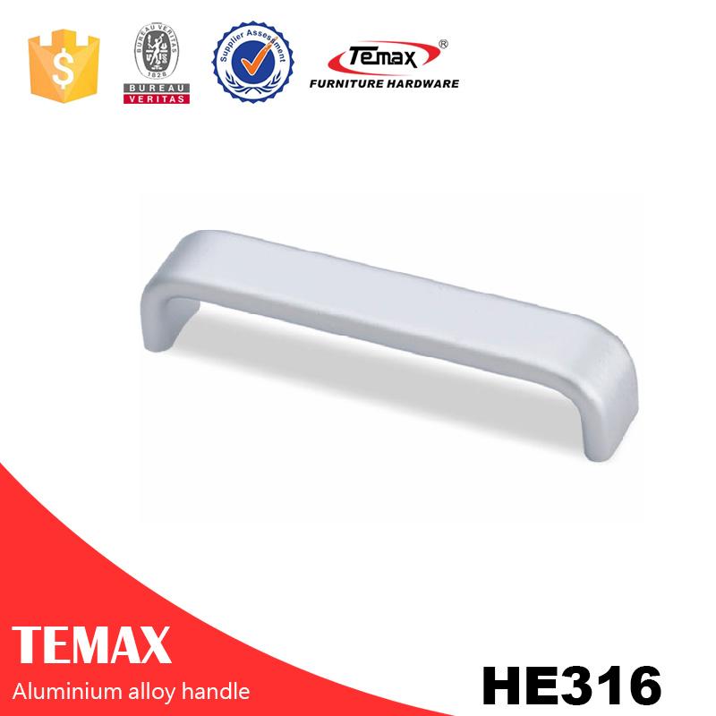 HE316 China billig Aluminiumgehäuse Griffmulde