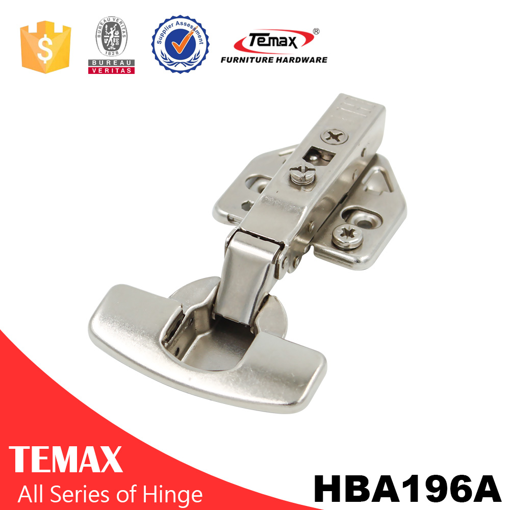 HBA196A Temax Hydraulic Soft Close Cabinet Door Hinge ...