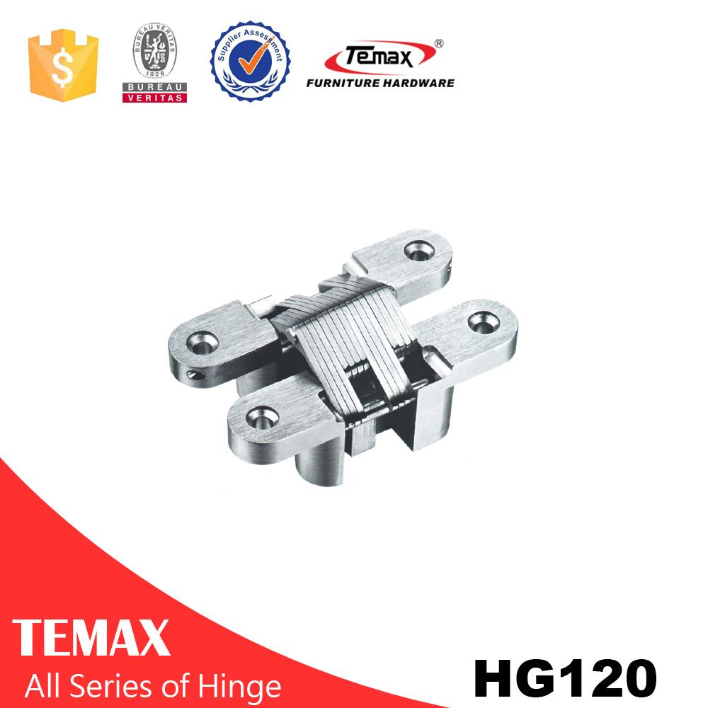 HG120 سبيكة الزنك غير مرئية المفصلي الدورية