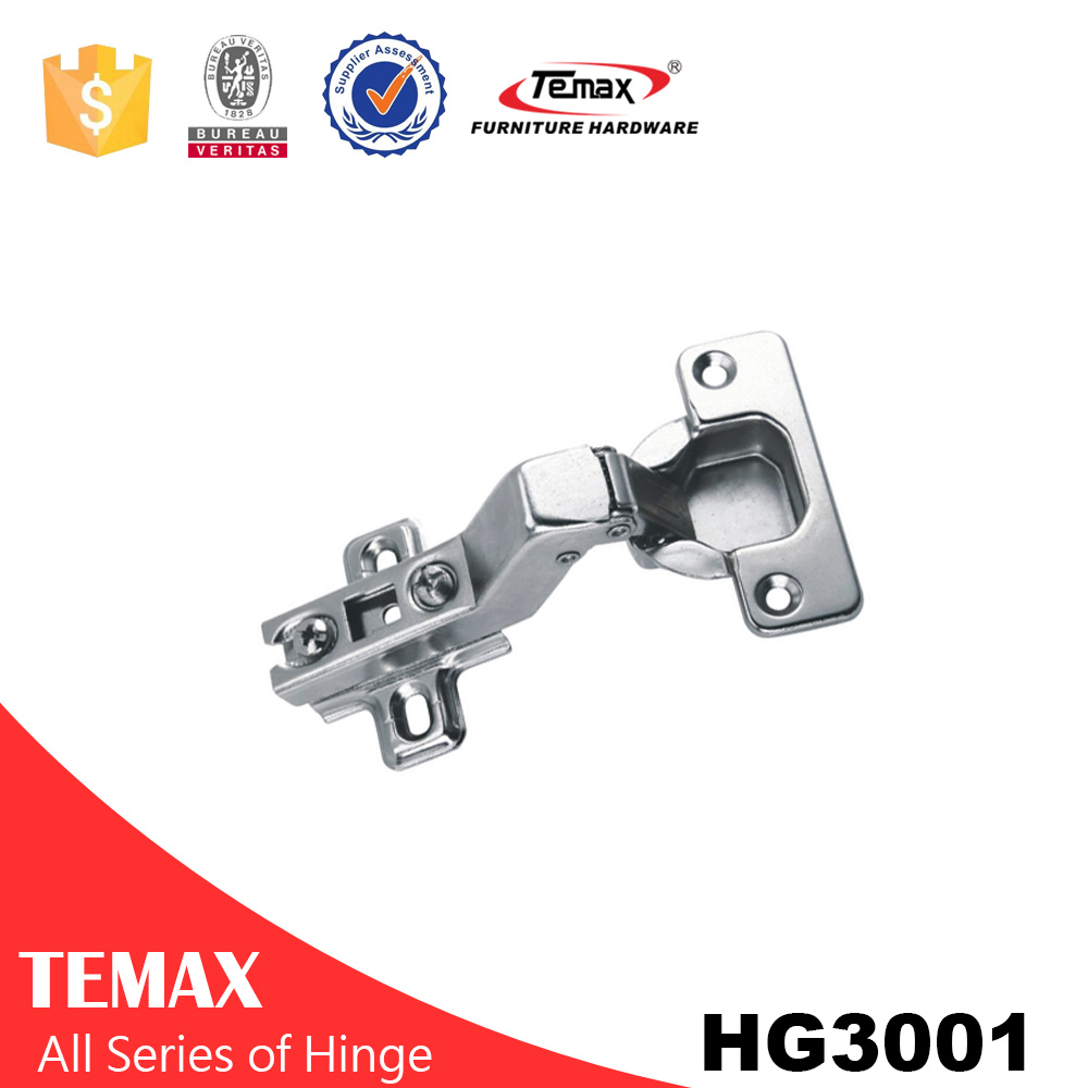 HG3001 stainless steel auto closing detachable hinge