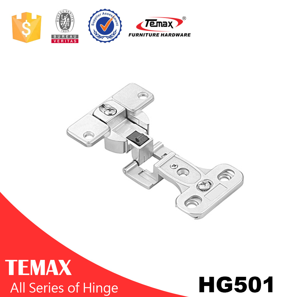 HG501 Furniture Cabinet cheap Stainless Steel Door Concealed Hinge