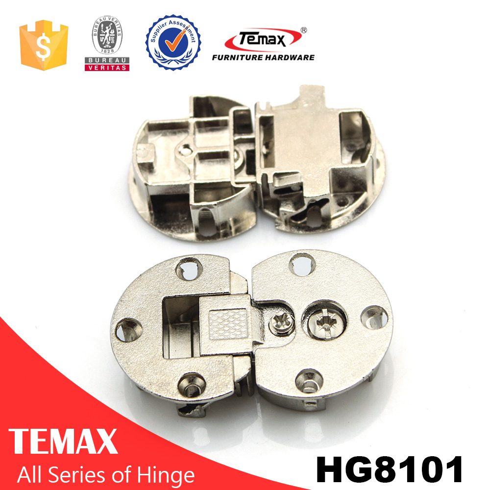 HG8101 concealed hinge for heavy duty wooden doors