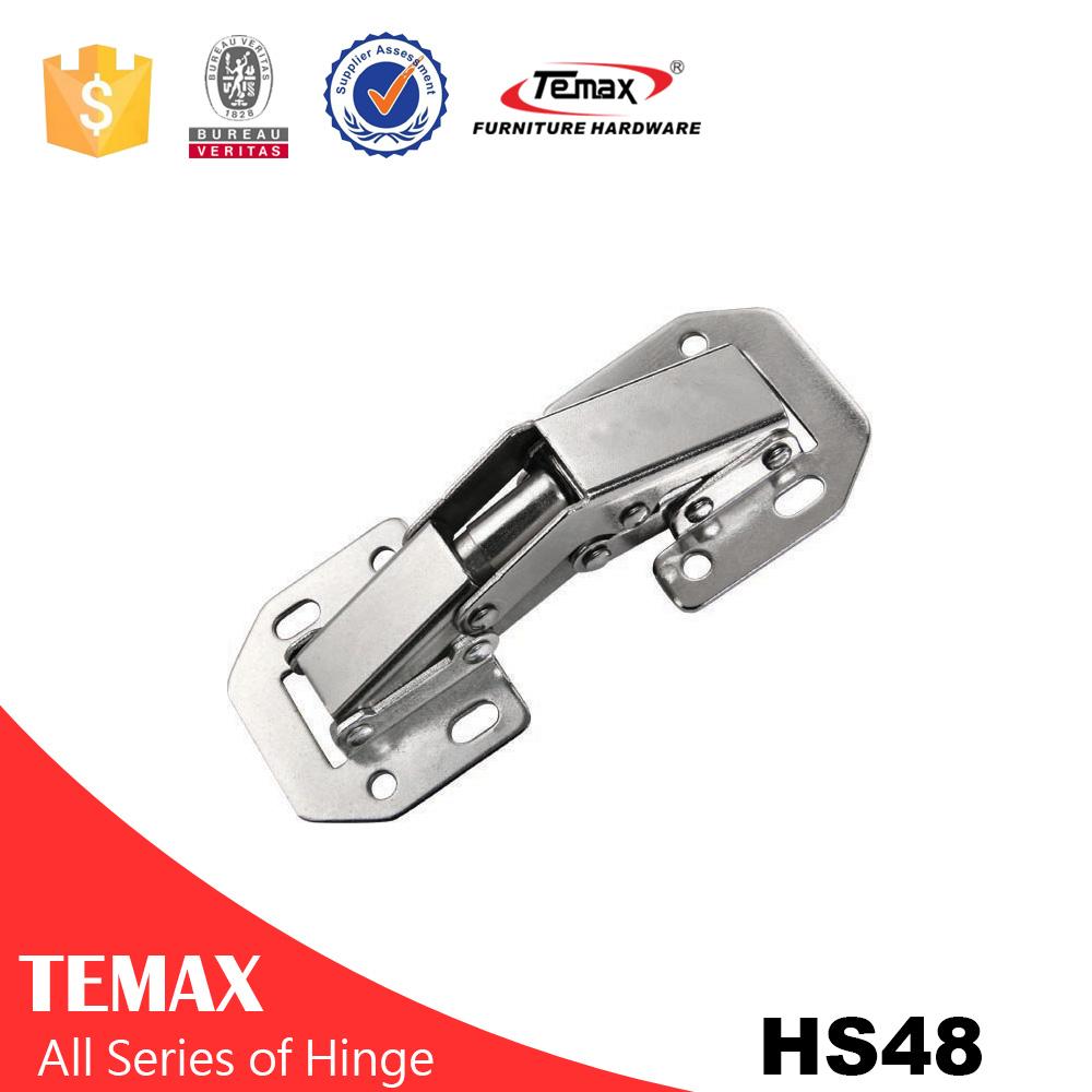 HS48 furniture adjustable spring hinge