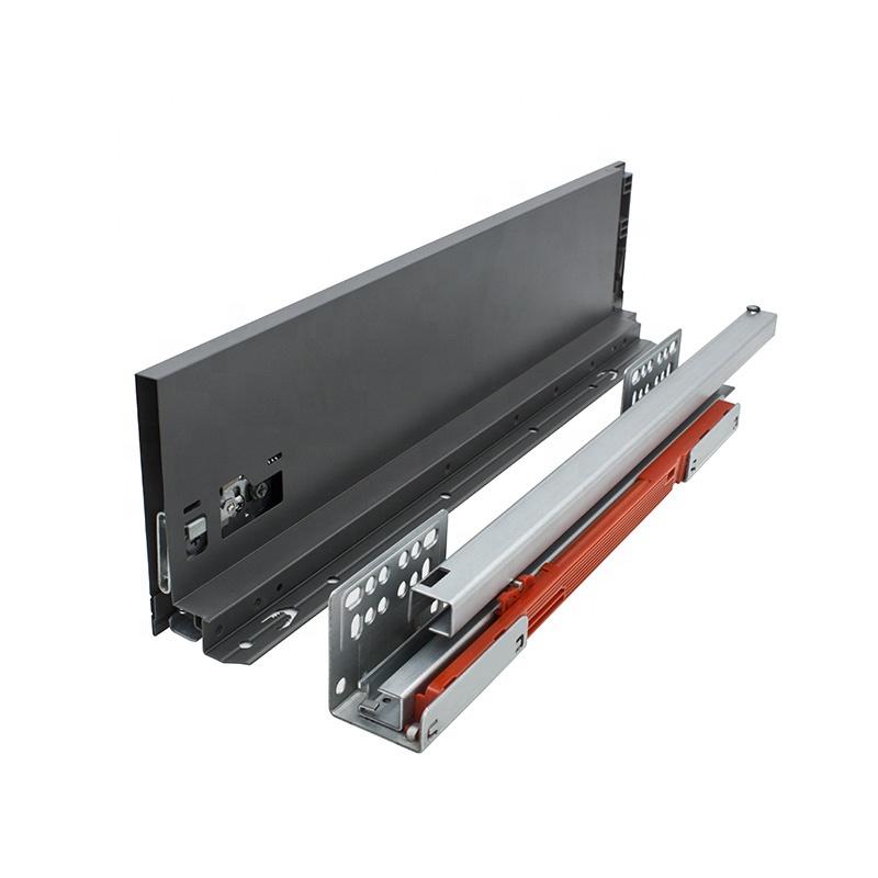 Hochwertige Metall Schrank Schublade Mechanismus Schiebe für Schublade BT3021