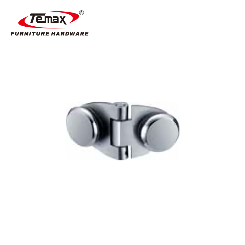 High quality Stainless Steel Glass Clamp Shower Door Hinge