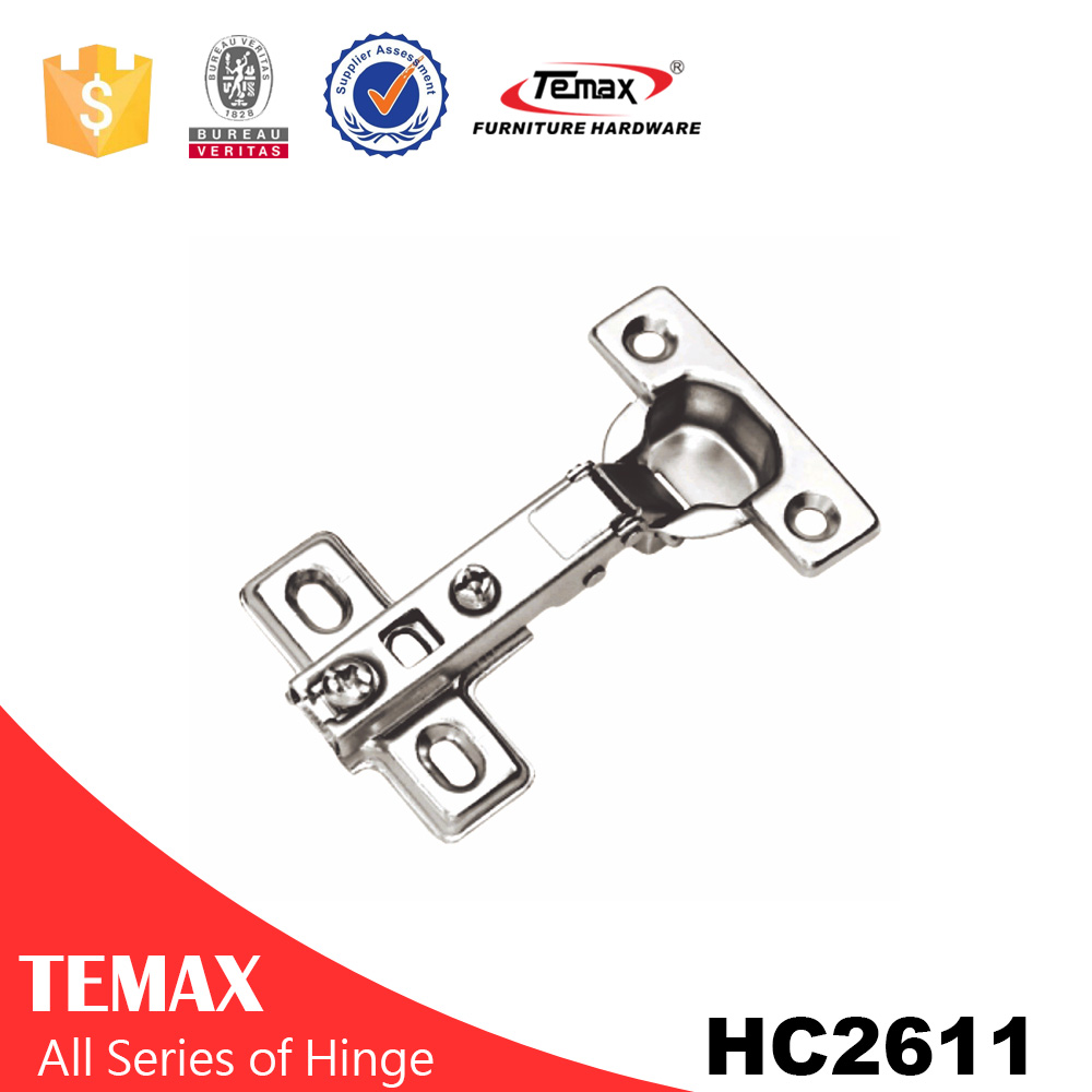 High quality bathroom cabinet door hinges / hinge cover plate