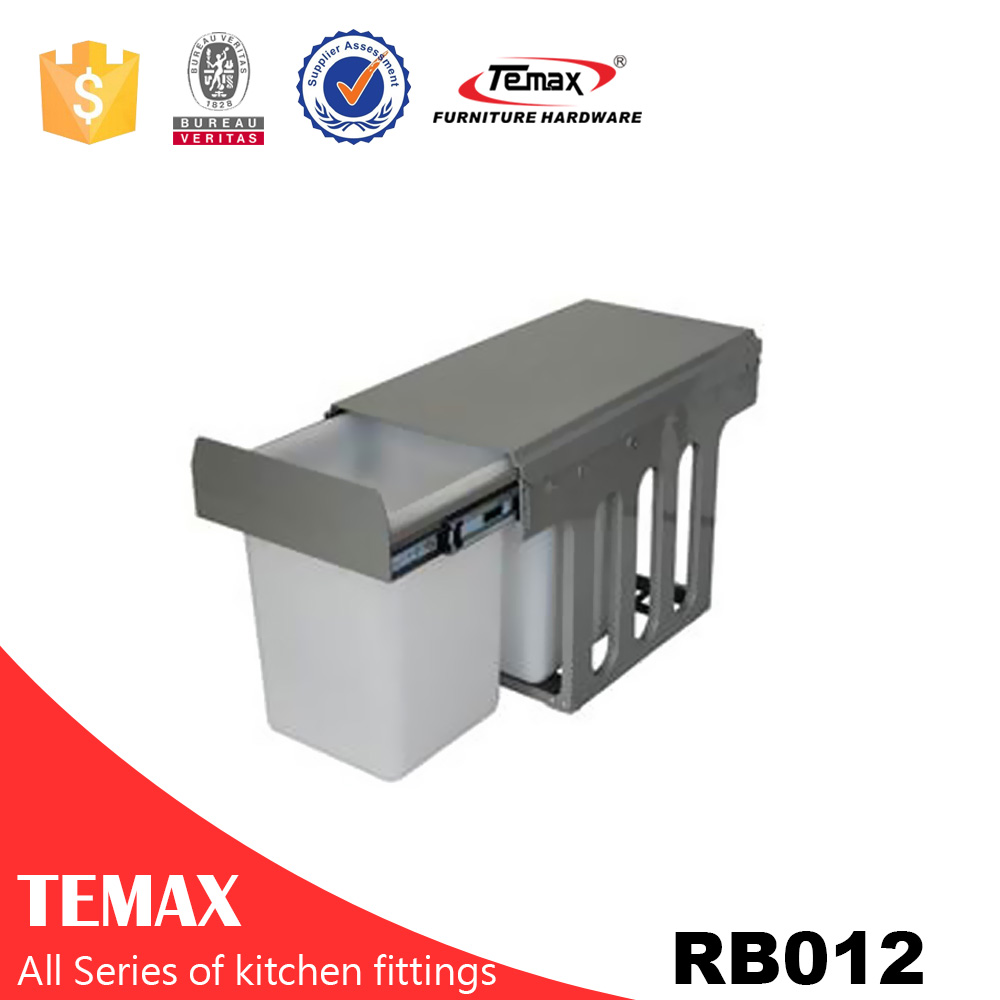 High quality new plastic pedal trash bin