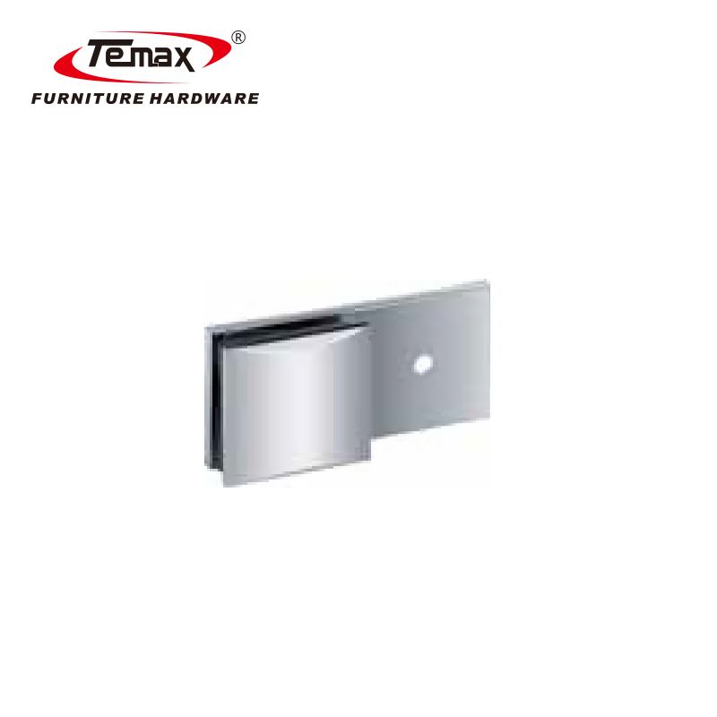 Hinge glass shower door solid brass pivot hinge