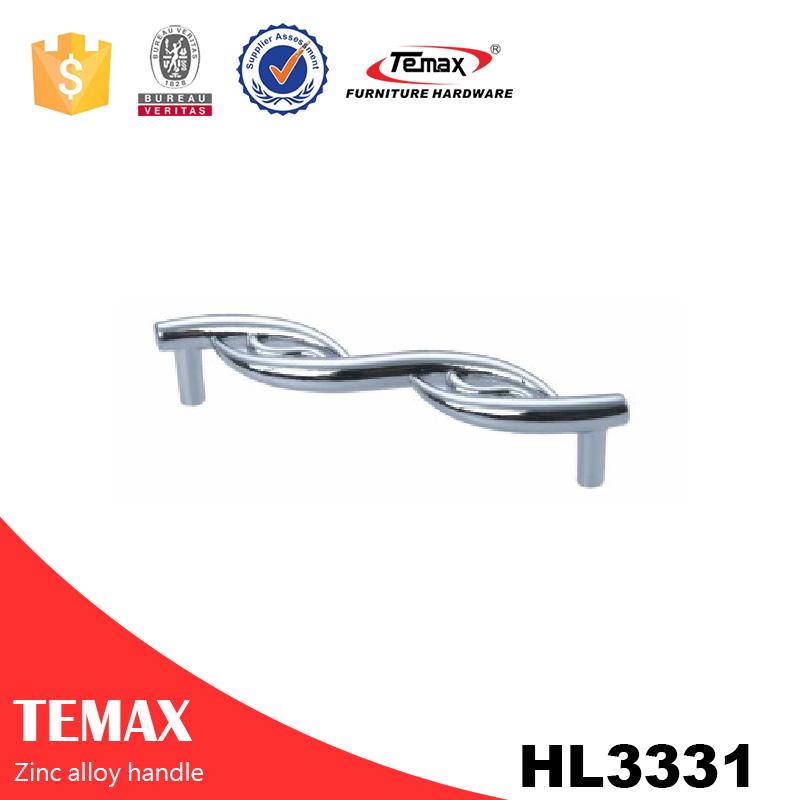 HL3331 2016 Design Zink-Shake-Griff-Türgriff