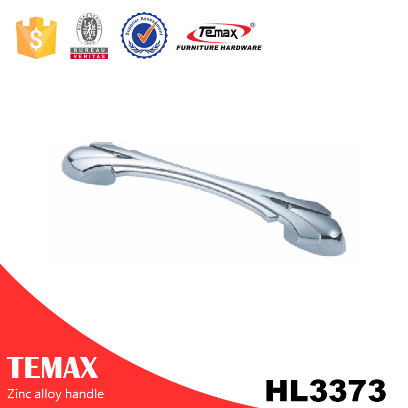 HL3373 zinc alloy kitchen cabinet door handles