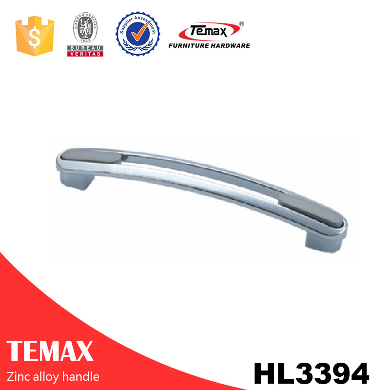 HL3394 Well made high quality cabinet zinc handle