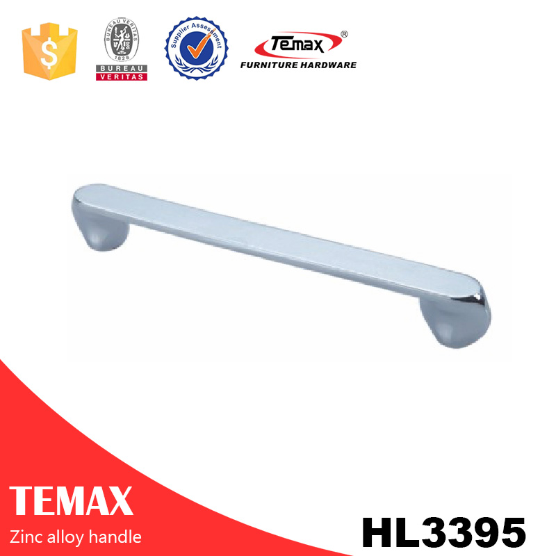 HL3395 Hot sell zinc high quality granite handle for kitchen cabinet