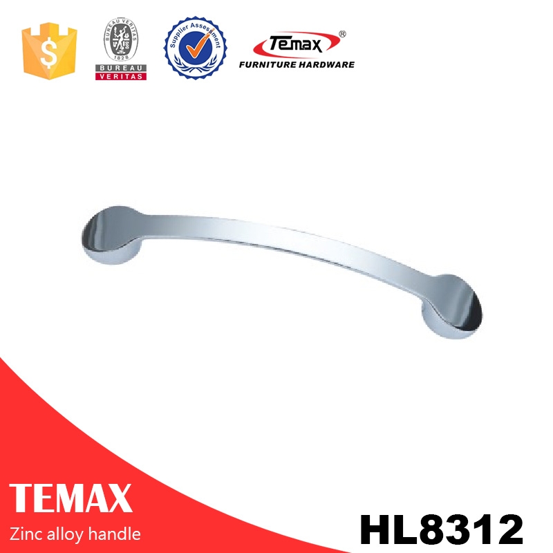 HL8312 Top selling high quality cabinett designer zinc handle