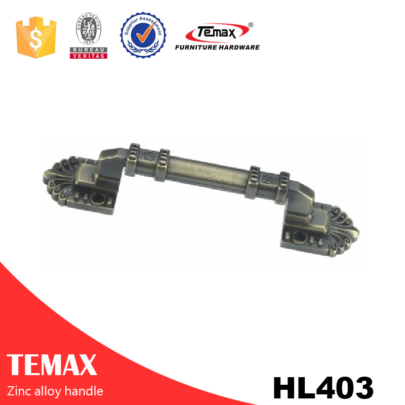 HL403 Top-selling simple zinc alloy handle
