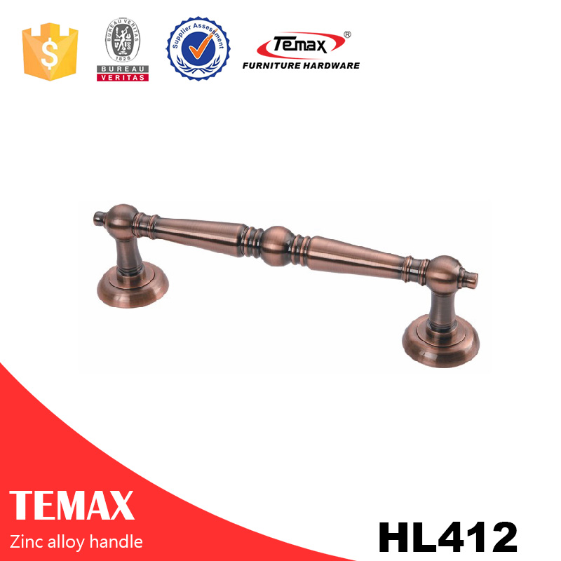 HL412 hot sale zinc handle for furniture drawer