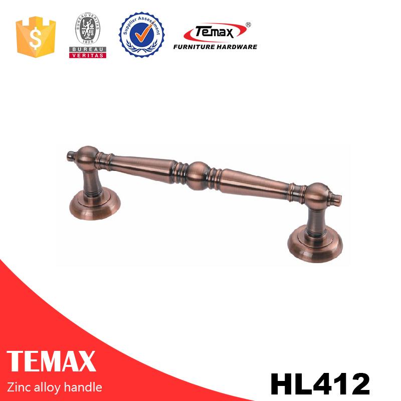HL412 hot sale zinc handle for furniture drawer