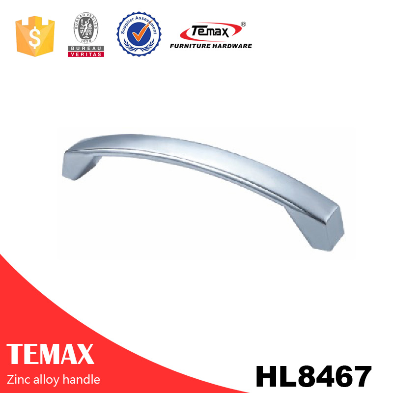 HL8467 Fashionable drawer handle square handle