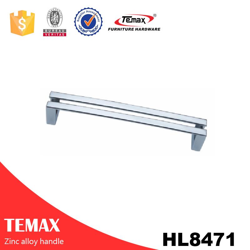 HL8471 الأعلى مبيعا مقبض الباب الزنك مع جودة القفل