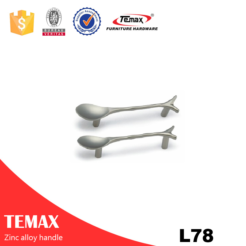 L78 Zinc Alloy Handle for Furnitures(durable)