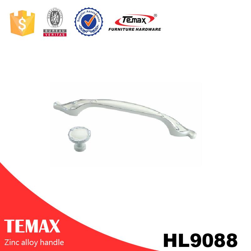 HL9088 الزنك الصلب temax مقبض مشرق