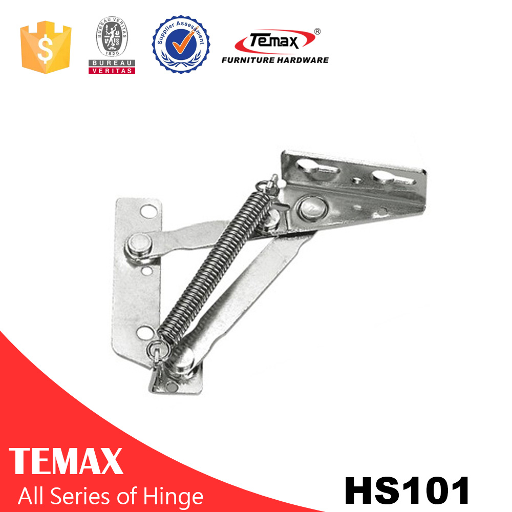 HS101 Up door spring loaded cabinet door hinge
