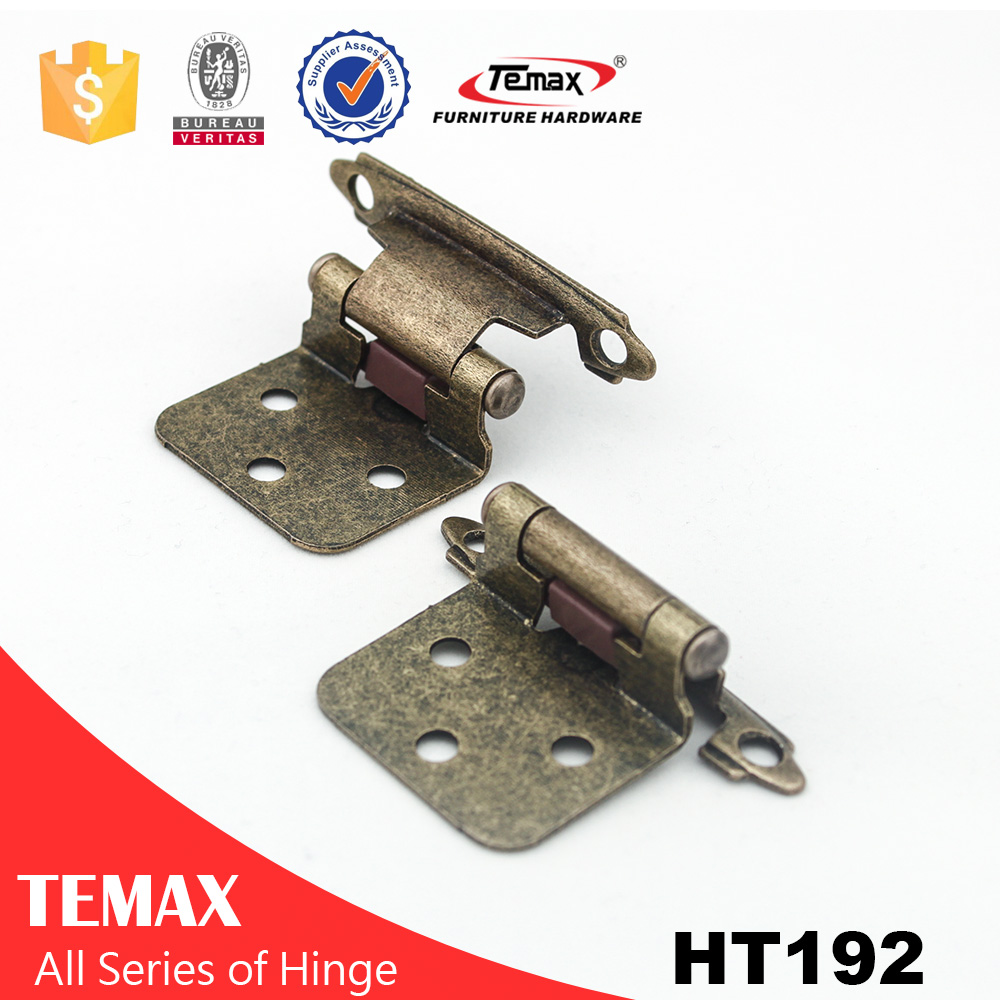 HT192 stainless steel wrought iron butt hinge