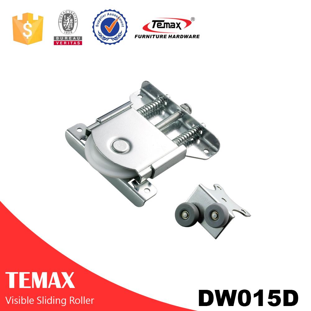 Iron sliding door roller bearings