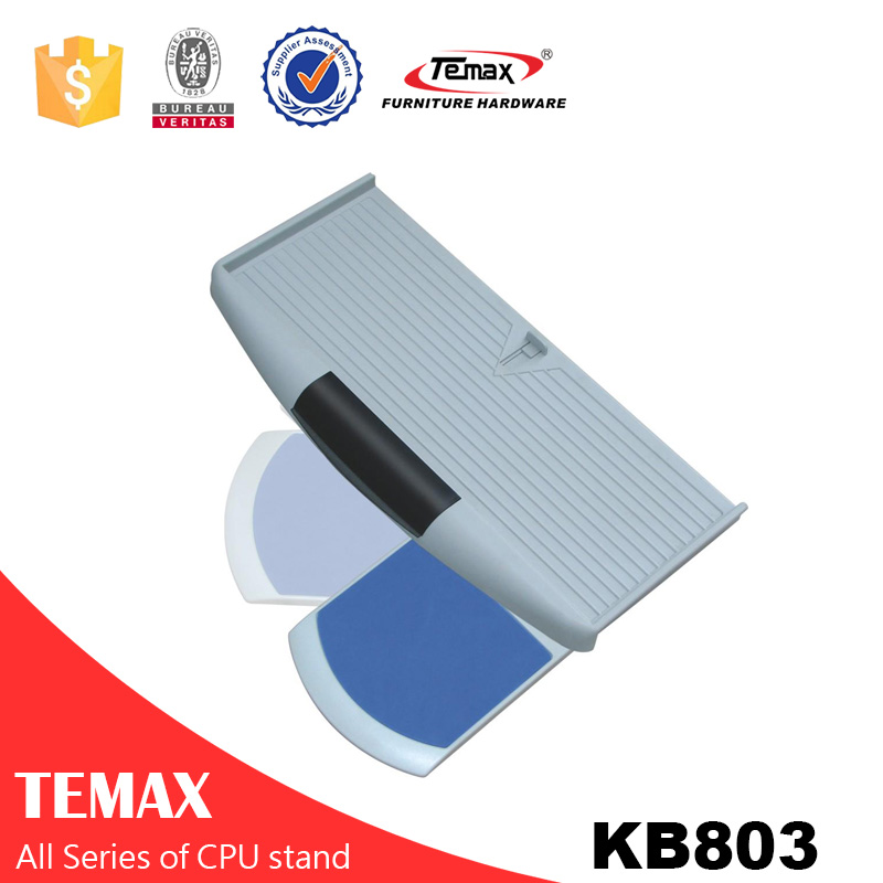 KB803 Plastic type Keyboard tray , use with drawer slide