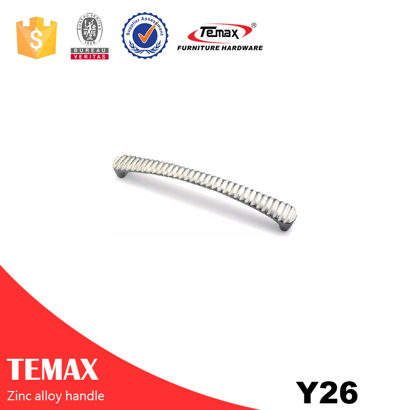 Y26 Hardware factory new zinc metal case handle