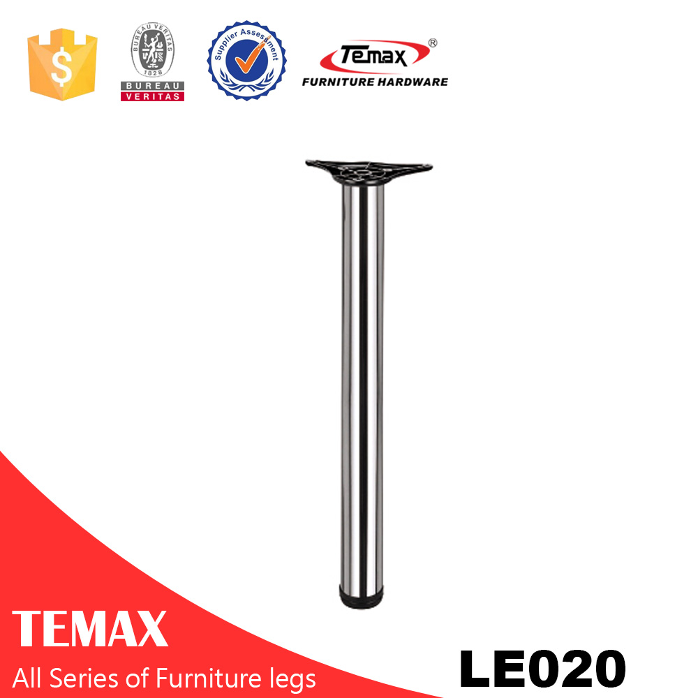 LE020 Dia 60mm furniture folding table leg
