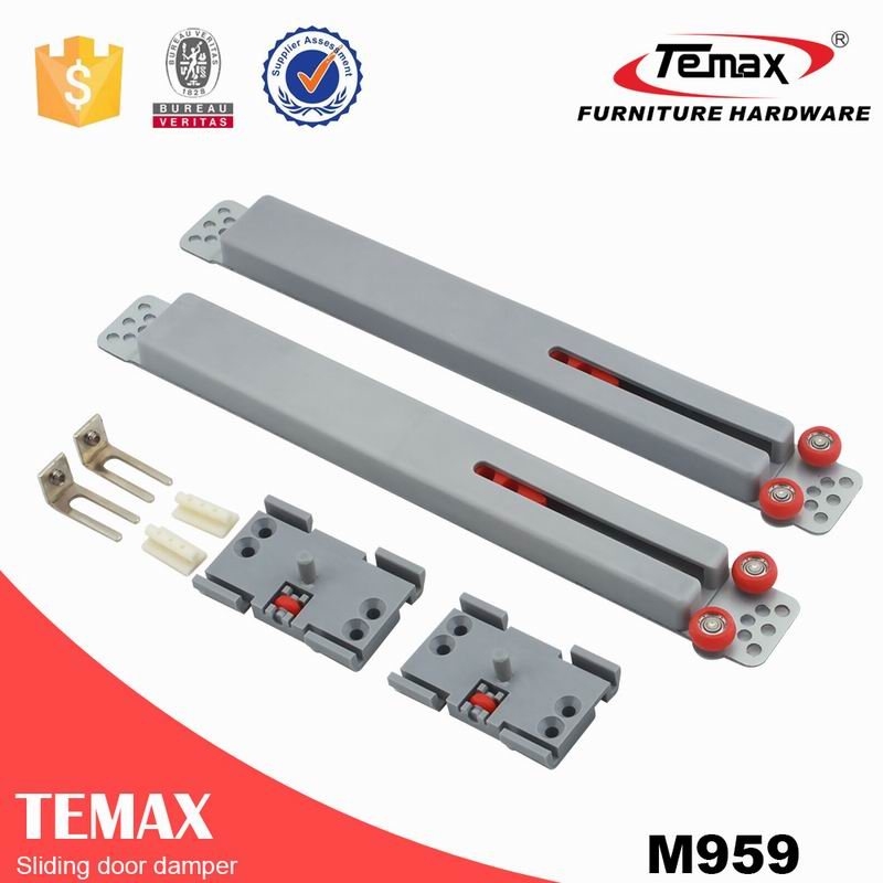 M959 Temax Sliding Door Self Closer with Sliding Door Damper Mechanism