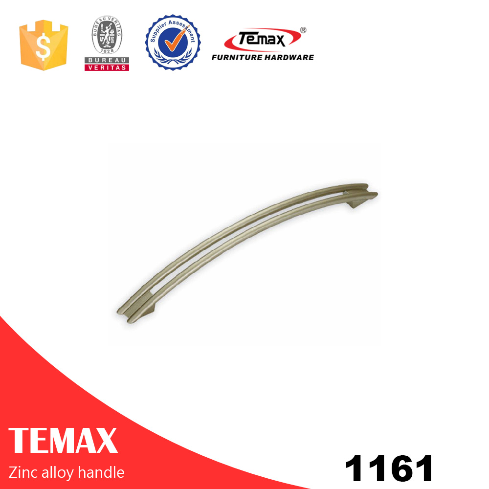 1161 Best quality zinc cabinet handle