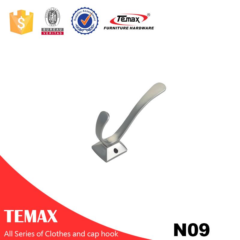 N09 unterschiedliche Form gute Qualität Zinklegierung hook