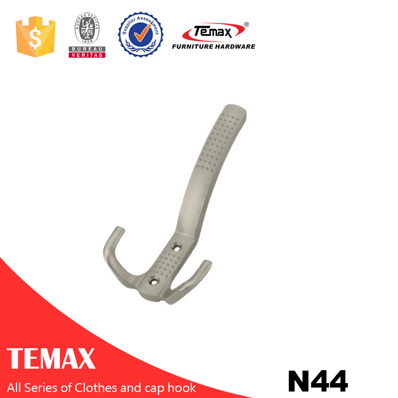 N44 Temax popular chrome color clothes hook