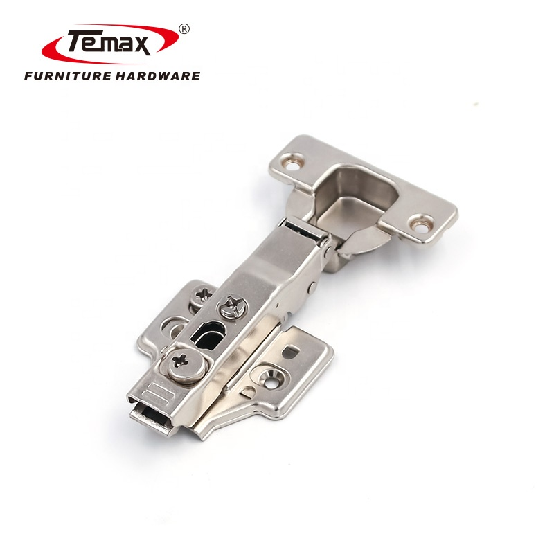 New products 3D soft close hydraulic clip on hinges for cabinets HBE30