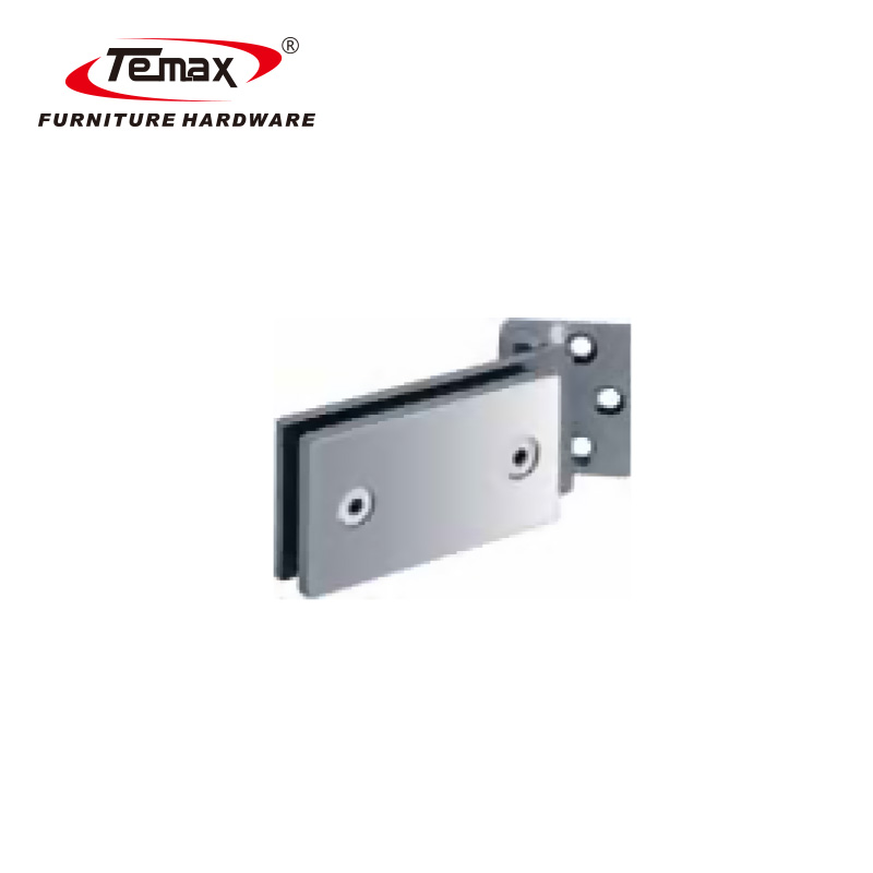 New Stainless Steel Glass Clamp Shower Door Hinge