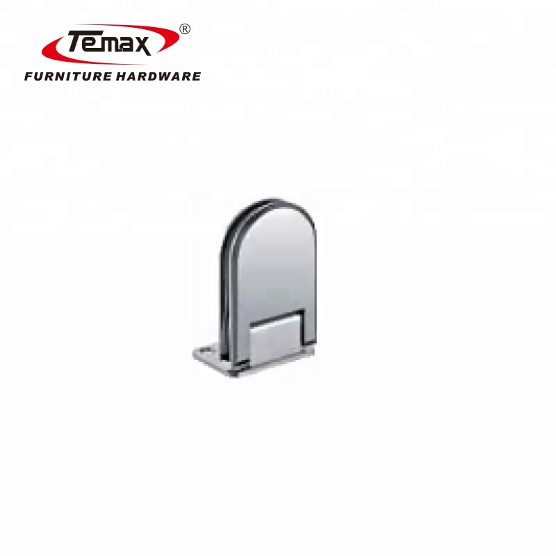 Oval Arch half round 90 degree shower hinge
