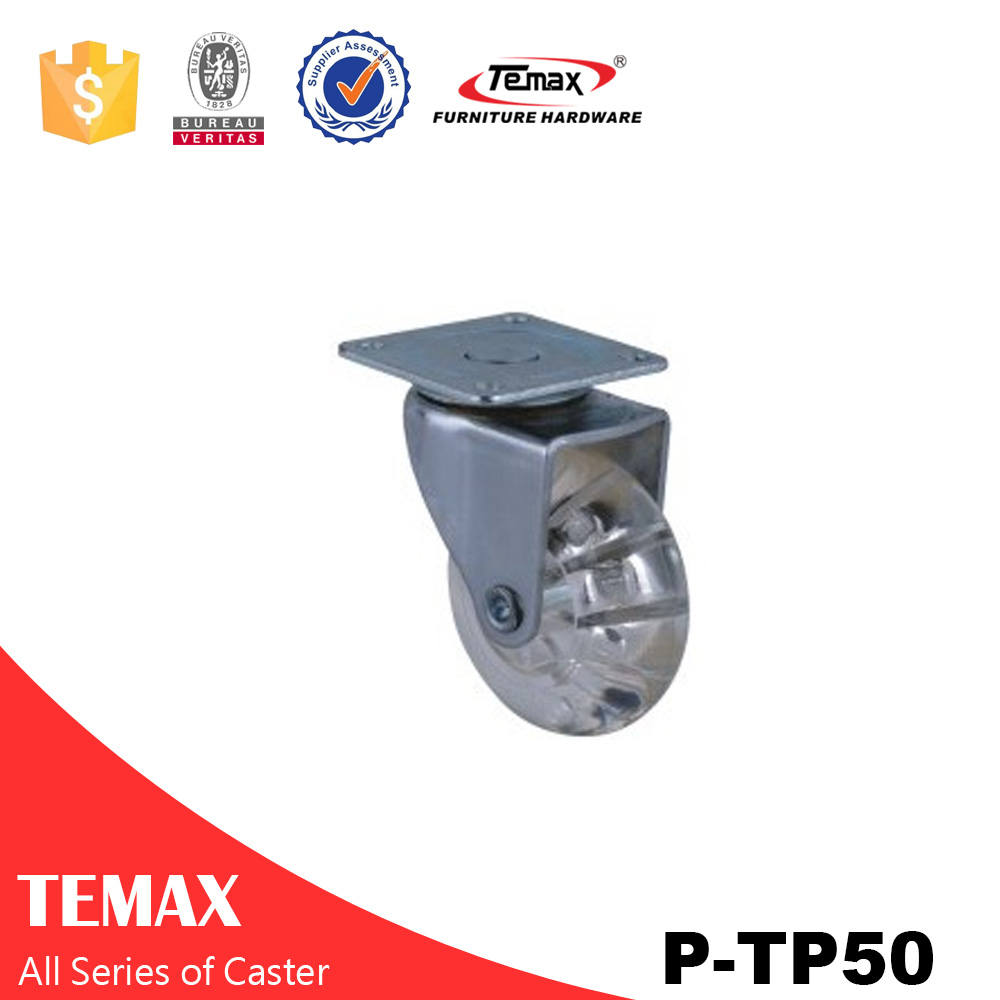 P-TP50 New heavy duty swivel steel caster wheel