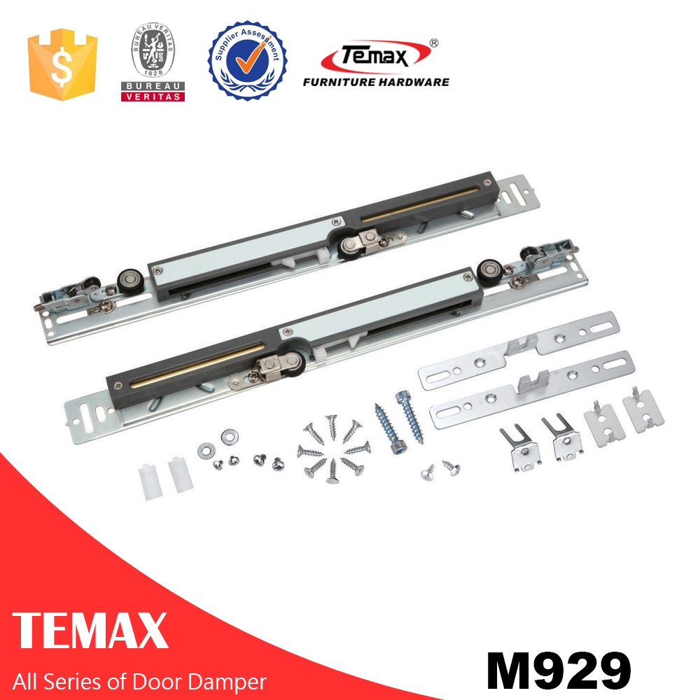 Temax durable soft close damper for sliding door