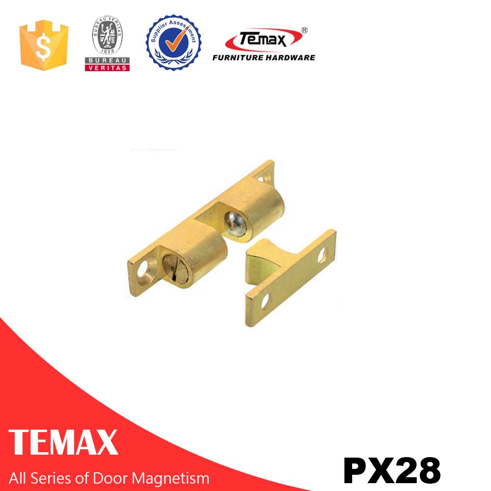 PX28 الباب المغناطيسي الصيد / دفع واحدة مزلاج / ربيع باب الصيد