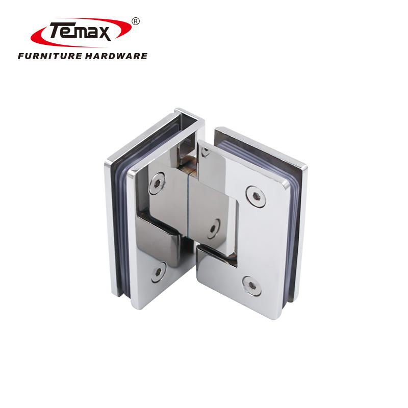Shower Door Clamp bathroom door clamp glass clamp hinge