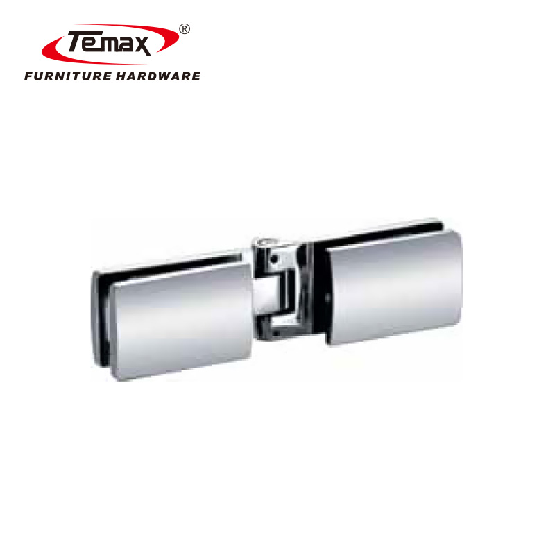 Shower Room Hinge Glass Door Clamp