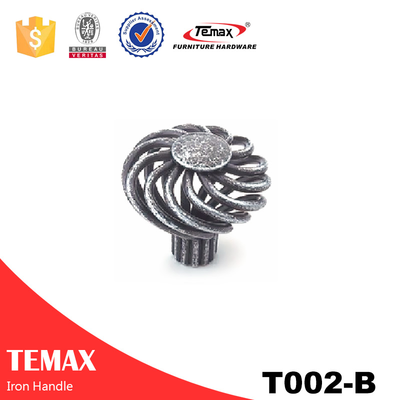 T002-B Schrank Metall Griff ziehen Vintage MetallSchränke
