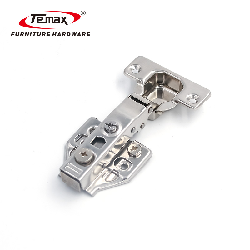 Stainless Steel 3D Adjustment Soft-Closing Hinge