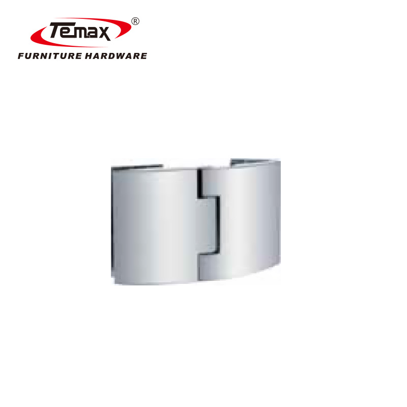 Stainless steel zinc brass shower room glass door hinge