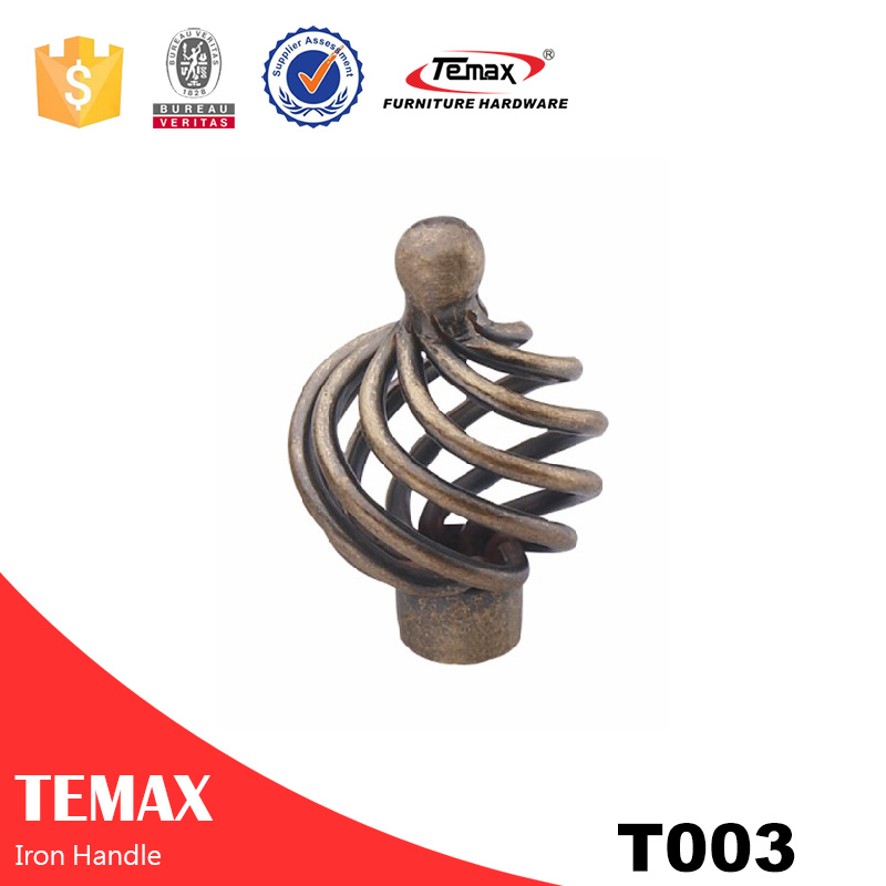T003 furniture kitchen hardware cabinet handles and knobs