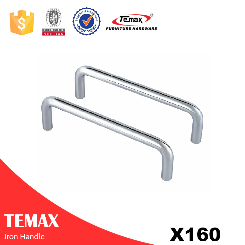 X160 Cabinet Furniture Wrought Iron Handle