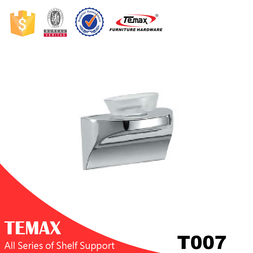 T007 Closet Furniture Shelf Clamp