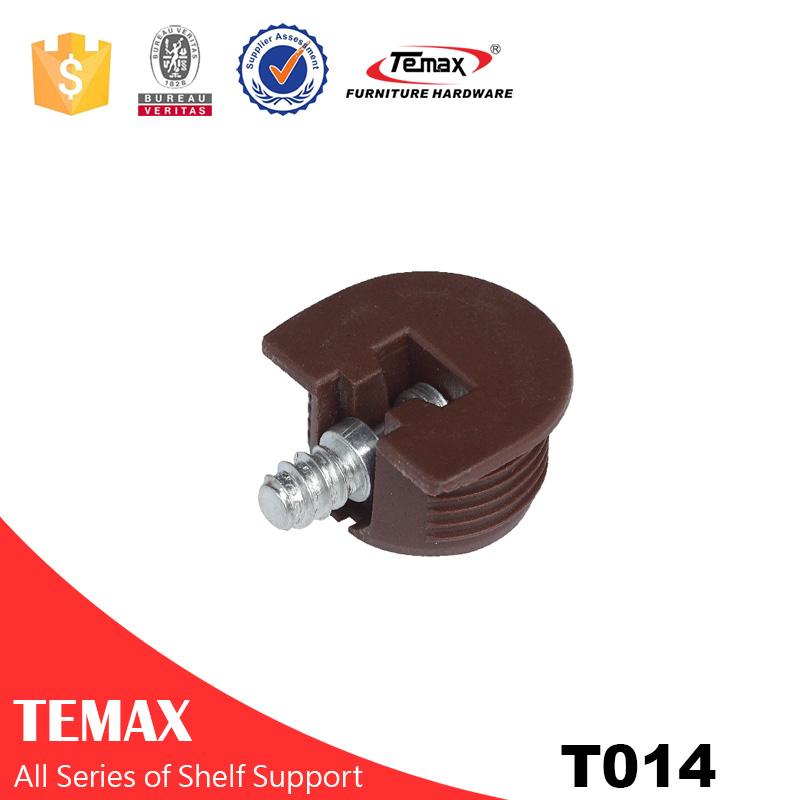 T014 Plastic Shelf Connecting Cam