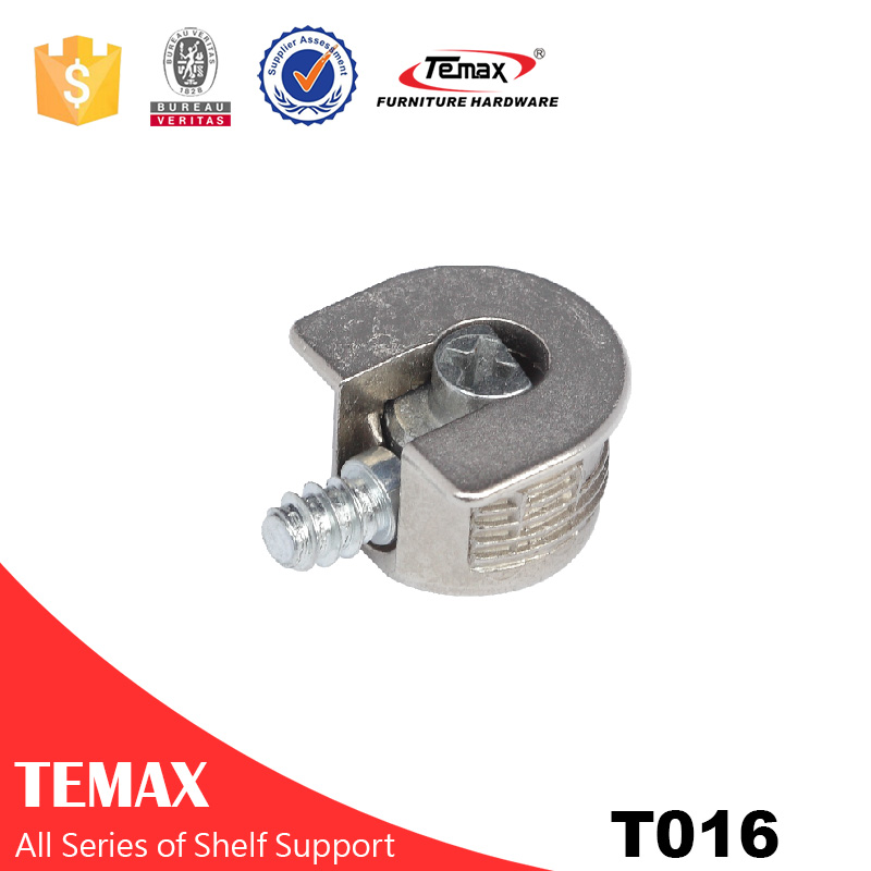 T016 Metal Connecting Cam with Pin